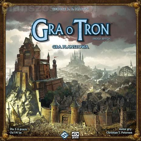 Gra o tron - druga edycja