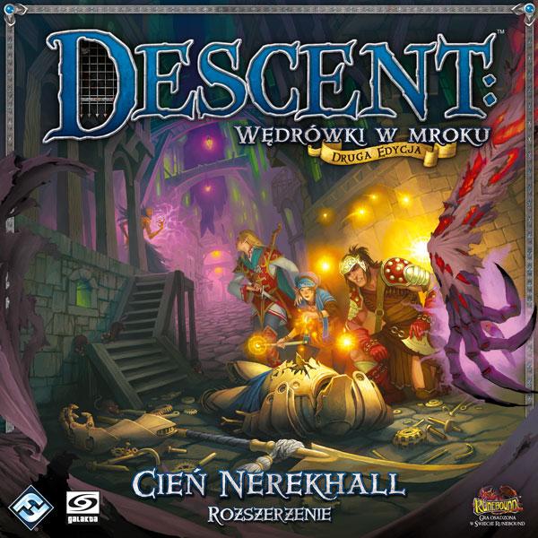 Descent: Wędrówki w mroku  Cień Nerekhall