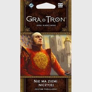 Gra o Tron LCG - Nie Ma Ziemi Niczyjej